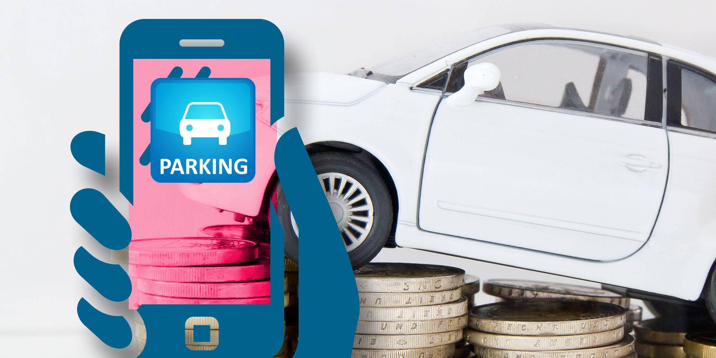 Parkolás, GPS-alapú parkolódíj-fizetés