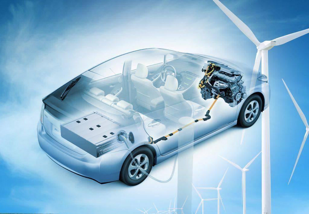 Elektromos és hibrid járművek követőrendszerei, CAN-BUS