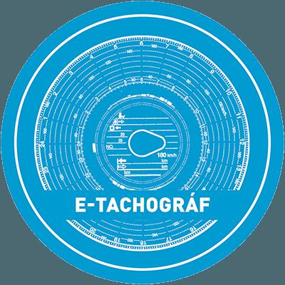 E-tachográf